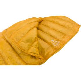 Sea to Summit Spark Sp0 Sac de couchage Long, yellow